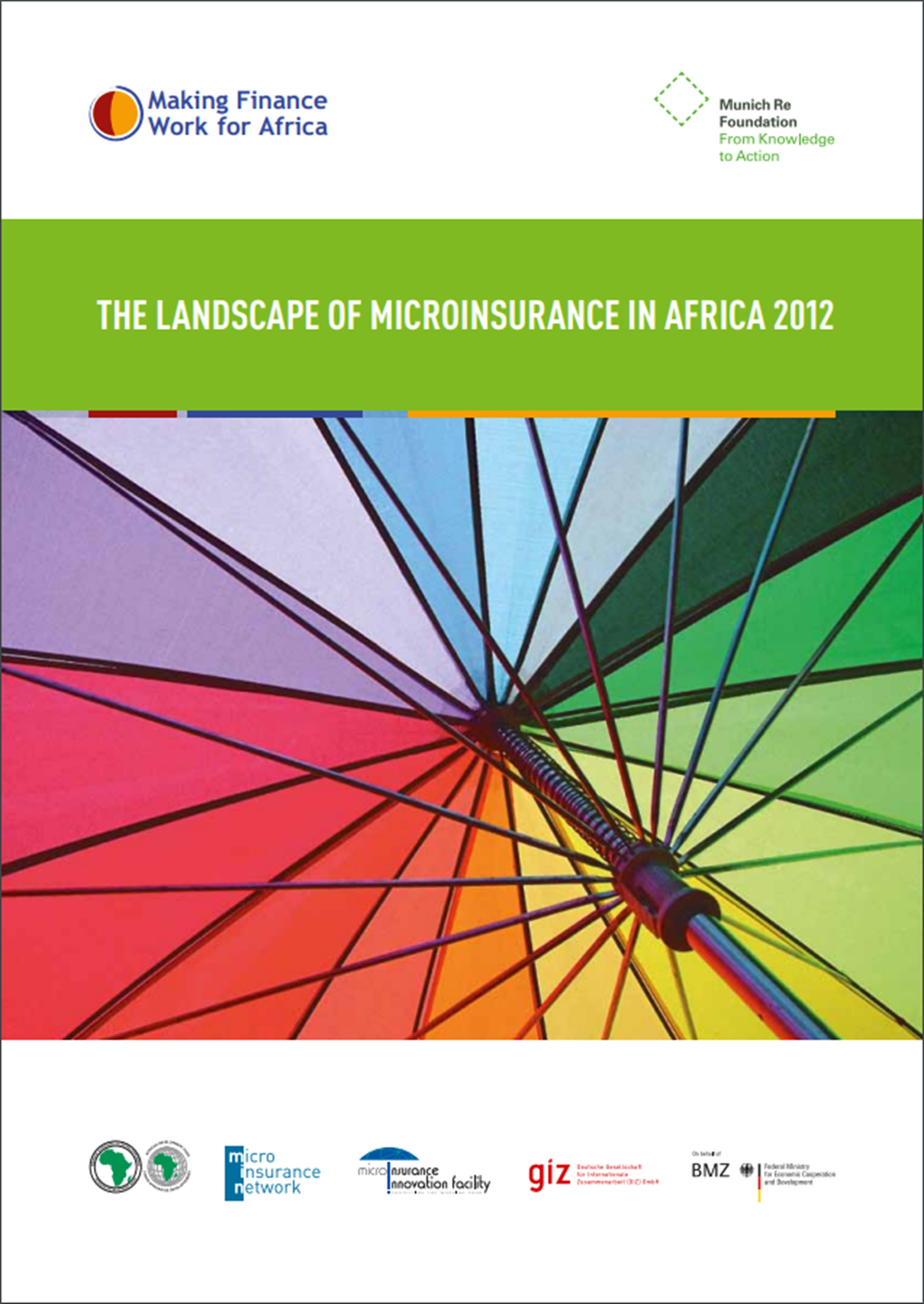 The landscape of microinsurance in Africa