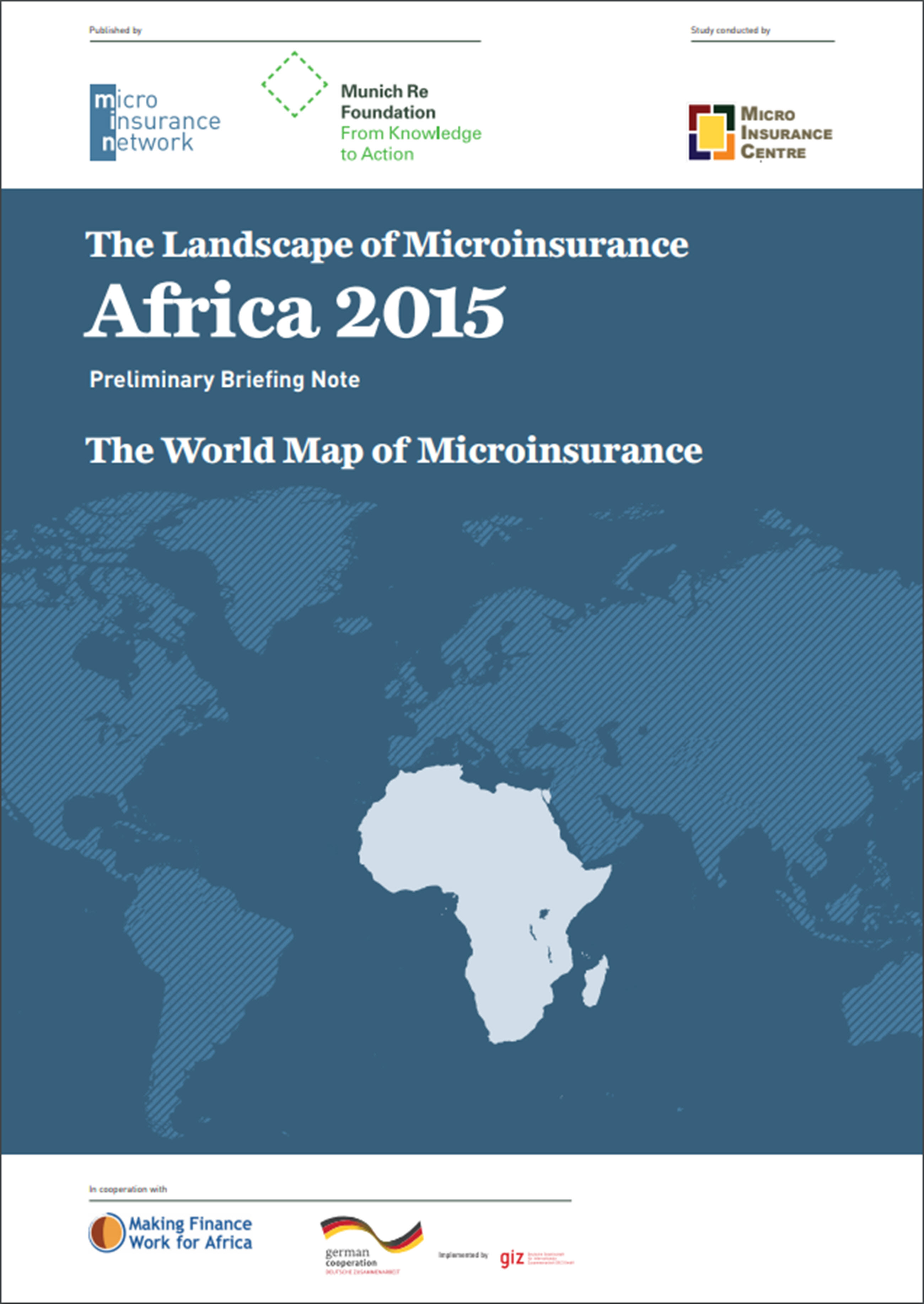 2015_ Landscape study Africa Briefing note