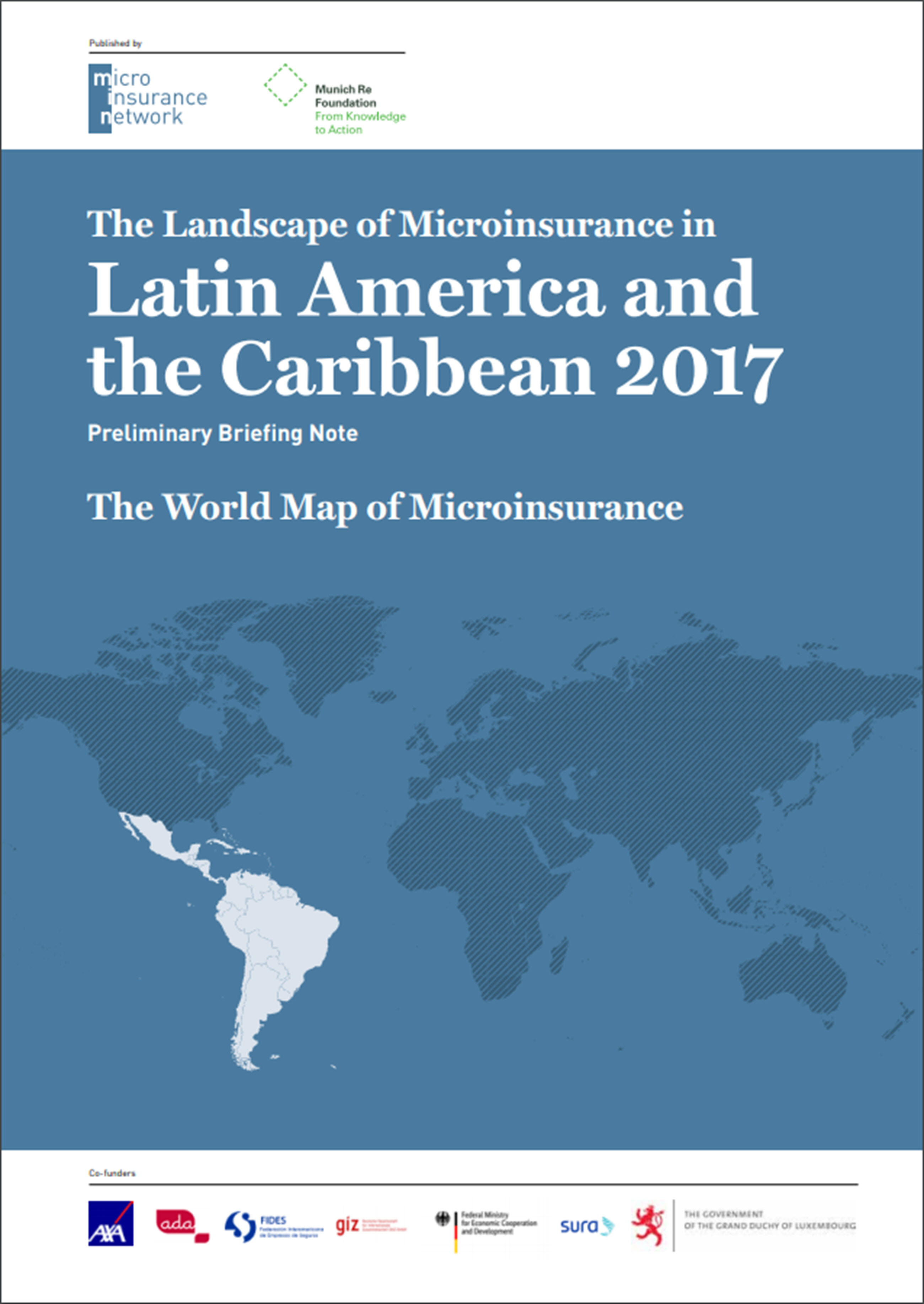 2017_Landscape study LA and the Caribbean_Briefing Note