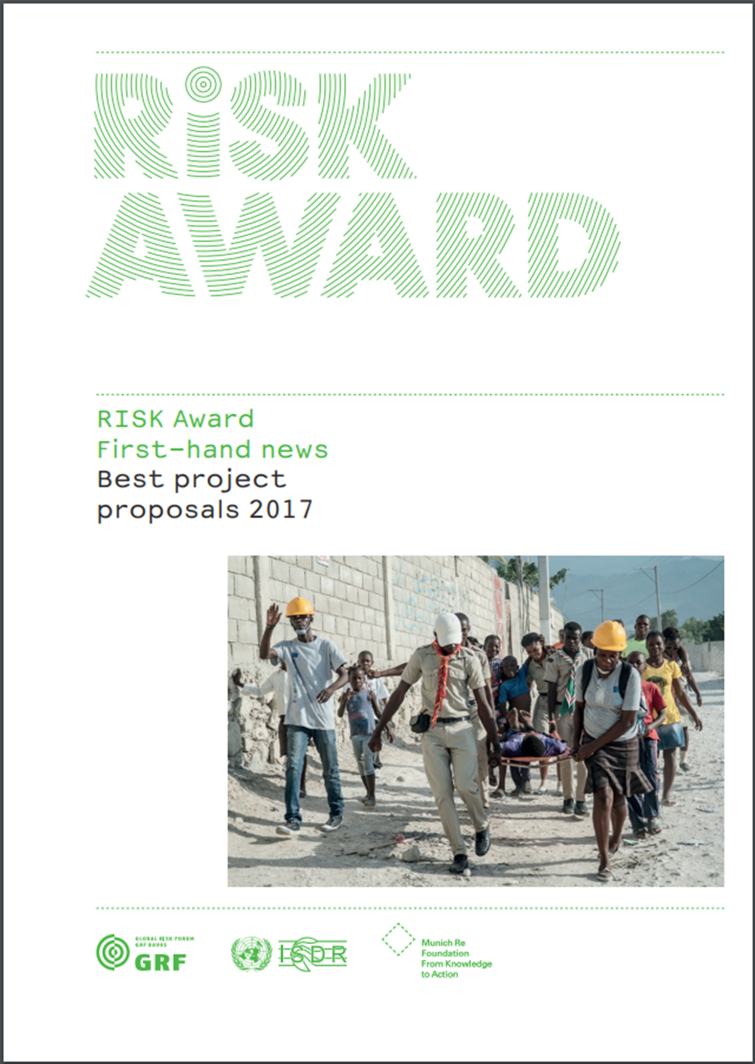 2017 RISK Award: First-Hand News