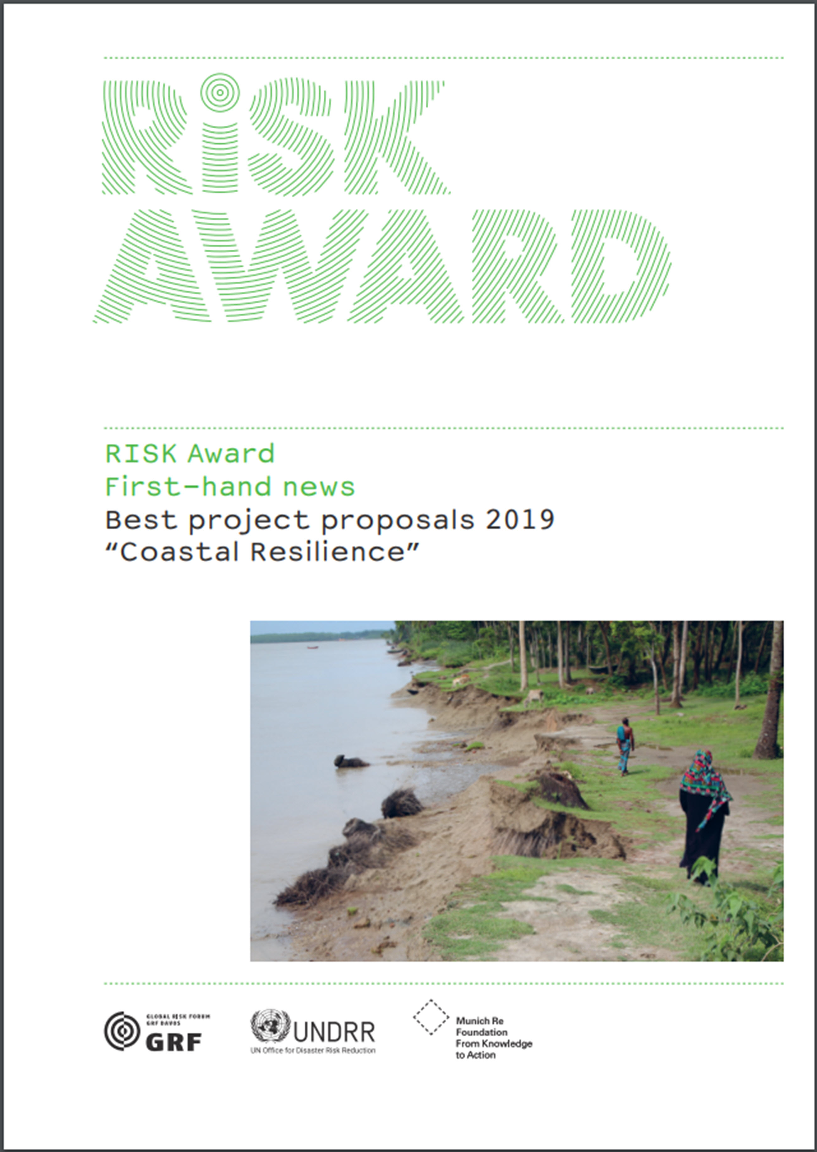 2019_RISK Award_First-hand news